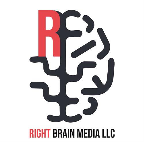 Logo: Created for Right Brain Media LLC