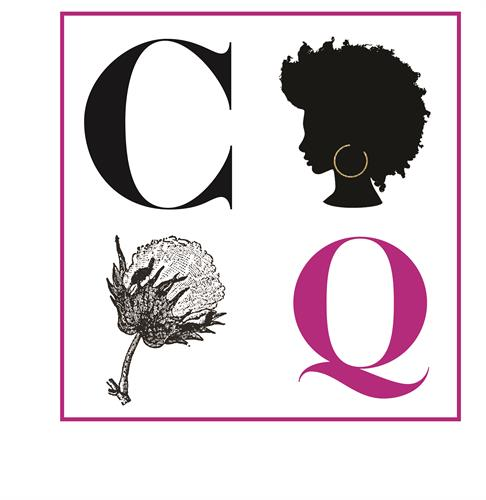 Logo: Created for Curated Quarters Magazine