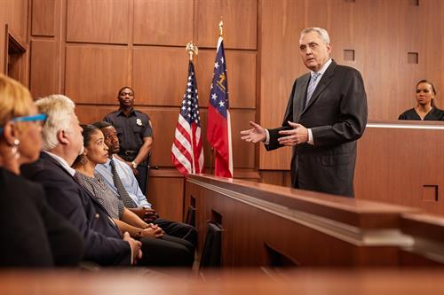 Personal injury attorney Charles Allen