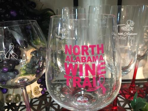 2018 North Alabama Wine Trail