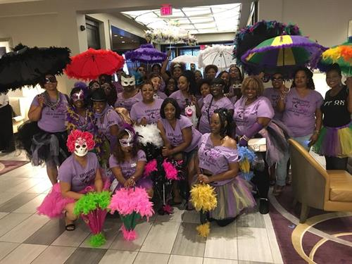 2018 Ultimate Girls Trip in New Orleans, LA