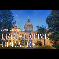 Legislative Update: Week 1 - Jan 11-15, 2021