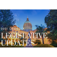 Legislative Update: Week 2 - Jan 25-29, 2021