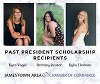Past President Scholarship Award Winners
