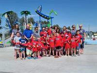 Meidinger Splash Park Opens
