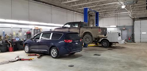 If it's a Chrsyler, Dodge, Jeep or RAM you have, we have the CDJR Master Service Tech and team to help you with your needs.