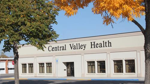 CVHD Building