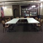 Auxiliary Room (capacity 32)