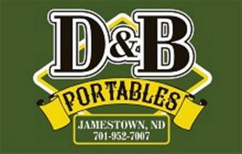 D & B PORTABLES, LLC