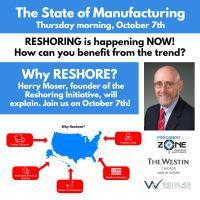 State of Manufacturing: Reshoring