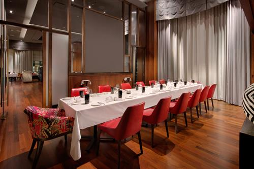 Luce Private Dining Room