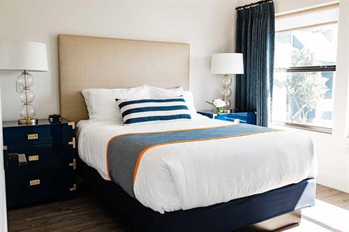 Bedroom in The Suites
