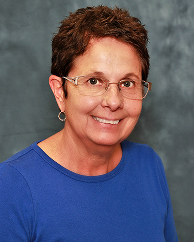 Donna Arther, Administrative Assistant
