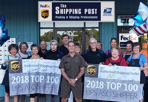 The Shipping Post - UPS Top 100