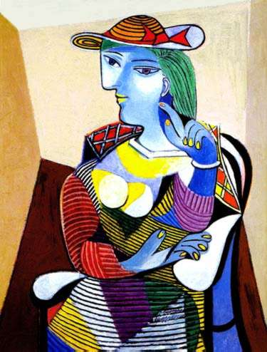 """Pablo Picasso """"Marie Therese Walter"""" Limited Edition Giclee"""
