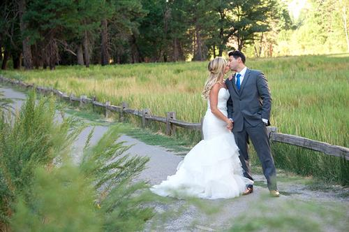 Wedding - Yosemite / Bass Lake