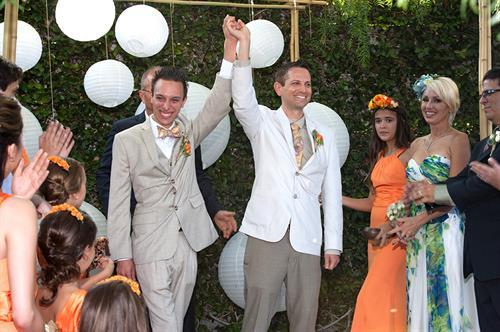 Wedding - Gay wedding Los Angeles
