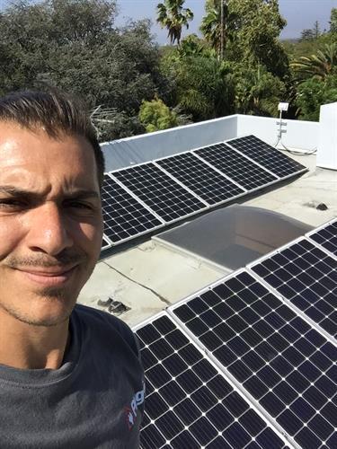 Solar Selfie