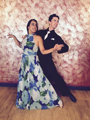 Amrita Chawla and Jonathan Davis