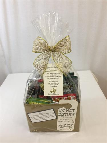 Custom Gift Baskets for Party Guests