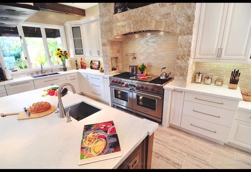 Santa Monica C Kitchen Project