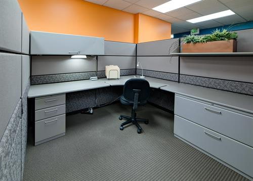 Semi-Private Office