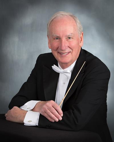 Music Director and Principal Conductor Dr. William Morse