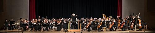 JSO performs with Bell Middle School students