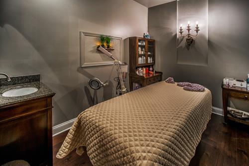 Skin Care Room