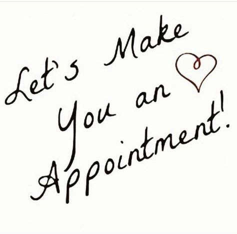 Call/Text or schedule an appointment only, we offer free consultations