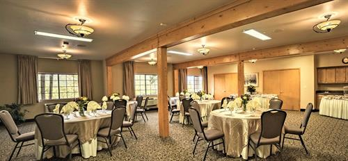 Evergreen Banquet Room