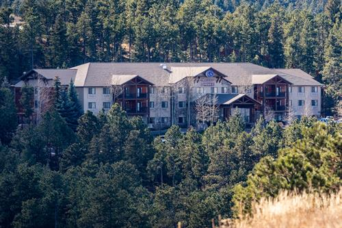 Nestled in the Heart of the Rocky Mountains