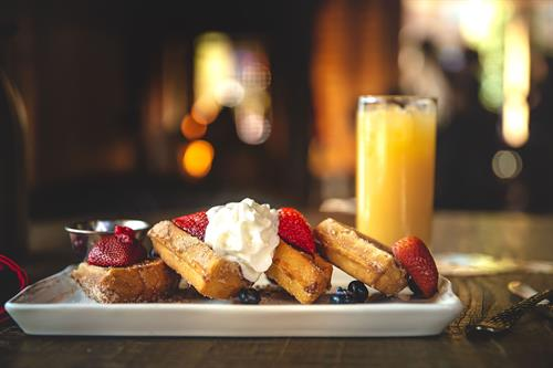 Brunch. Need we say more?