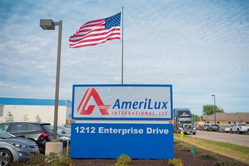 AmeriLux Exterior Sign