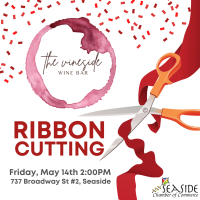 RIBBON CUTTING - The Vineside