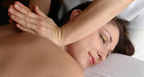 Essential Oils Massage
