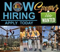 High Life Adventure Park Now Recruiting Seasonal And Full-Time Challenge Course Guides