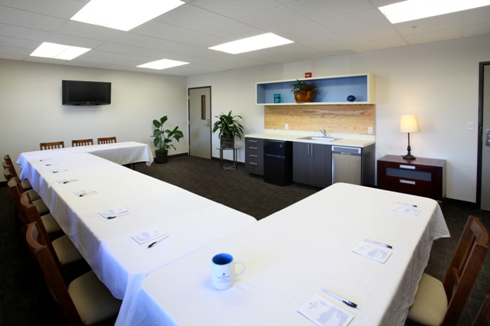 Necanicum Meeting Room