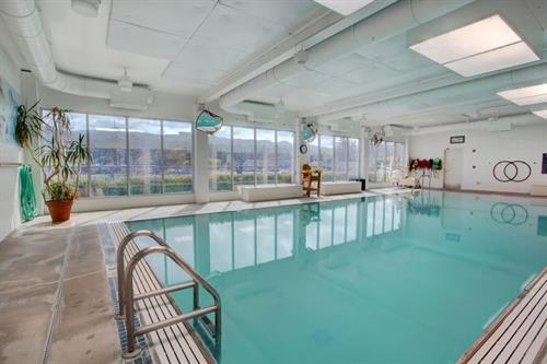 Warm Pool: fitness, swim lessons, adaptive swim