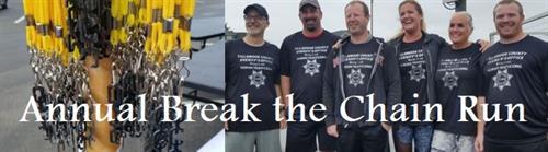 Annual Break the Chain Run
