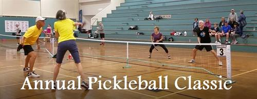 Annual Pickleball Classic