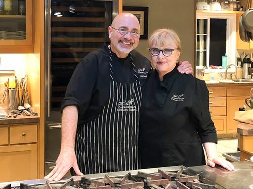 Chef Bob Neroni & Lenore Emery
