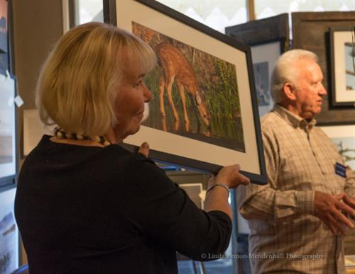 Nature photographer Neal Maine lectures every  1st Saturday at 6:pm