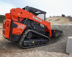 Skid steers, rubber track or hard tire