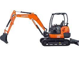 Excavators, 3,700 - 18,000#
