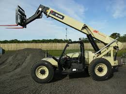 Forklifts; straight or reach, 5 - 10,000#
