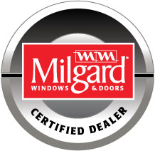 We are a Certified Milgard Dealer