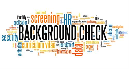 We offer all types of Background (Consumer Reports) - Pre & Post Employment, Tenant Screenings, Locates