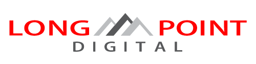 Long Point Digital Logo