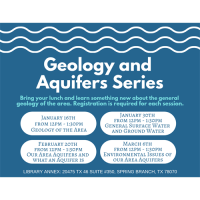 Geology and Aquifers - General Geology of the Area